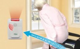 EA015 - Chair Exit Pad Alarm System for Elderly 300x300
