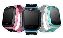 Kids GPS Tracker SOS Phone Watch (GPS21W) - Main 250px