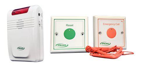 Alarm za klic v sili - klicni gumb in svetlobni sistem 02