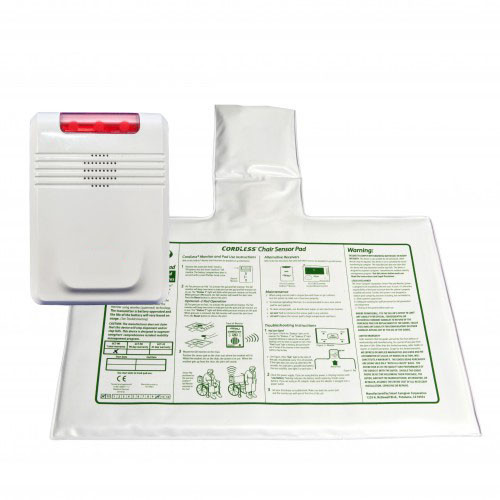 EA015 - Chair Exit Pad Alarm System for Elderly - Images