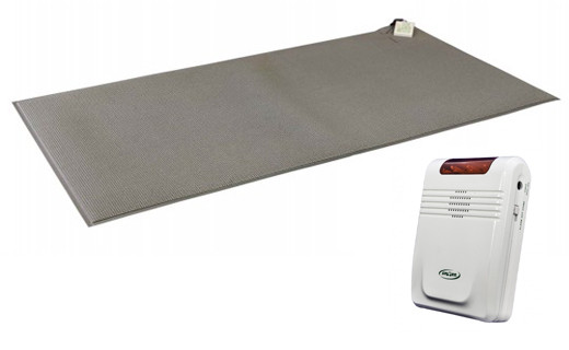 Elderly Fall Prevention - OMG Wireless Floor Mat Alarms