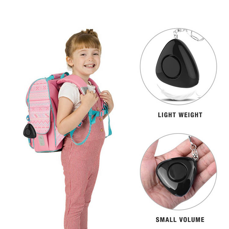 Personal Keychain Alarm for Women Kids Students Elderly and Night workers - 6