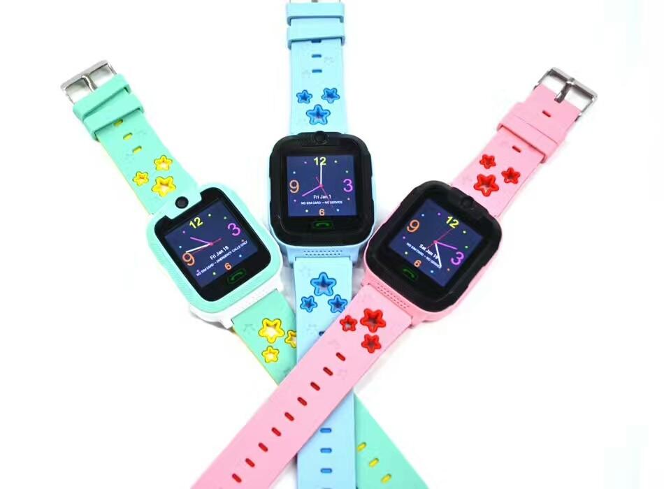 Kids GPS Tracker Watch (GPS21W)