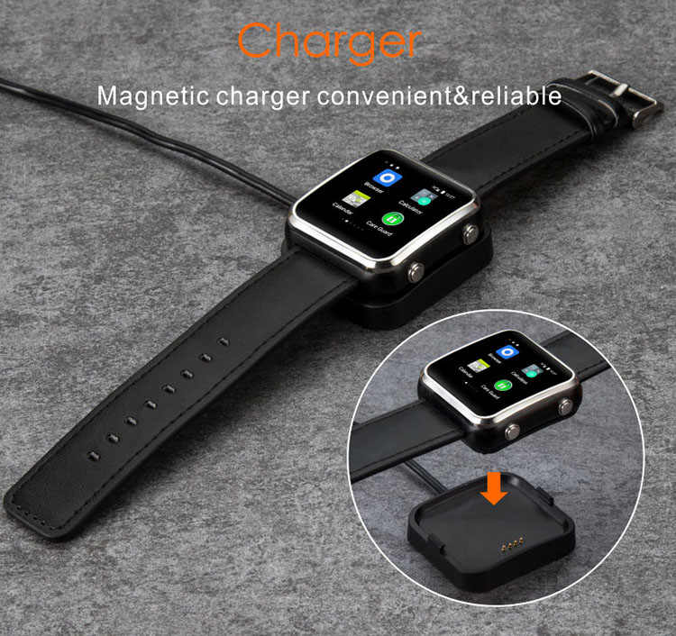 Elderly Health Monitoring GPS Tracker Watch - 13
