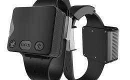 Personal Ankle GPS Tracker with bracelet belt on off alarm for Parolee Prisoner - 1 250px