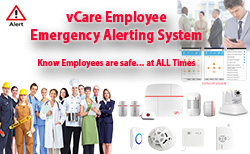 Employé Emergency Alerting System