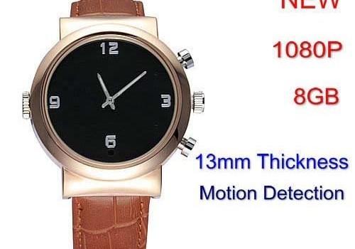 HD Watch Camera - 2