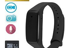 HD1080P Sports Wearable Bracelet Portable Hidden Camera -1 250px