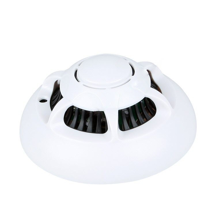 Hidden Spy WiFi Smoke Detector Camera - 2