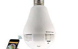 Lamp Hidden Camera - 1 250px