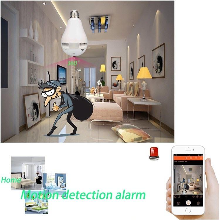 لامپ پنهان دوربین - 5