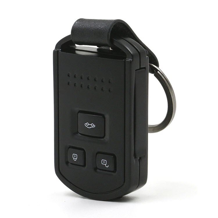 Mini Hidden Camera Car Key Camera - 1