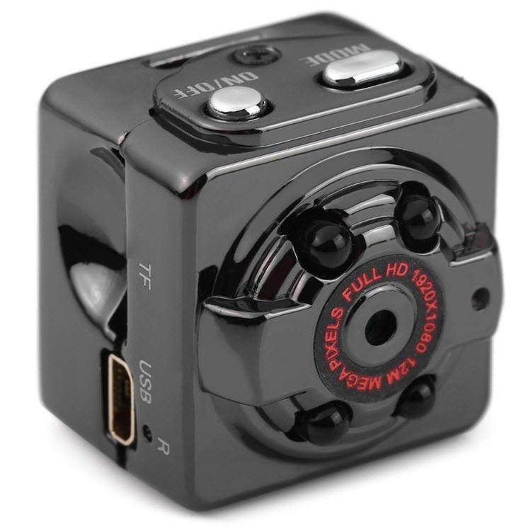Mini kannettava kamera, (SPY19)