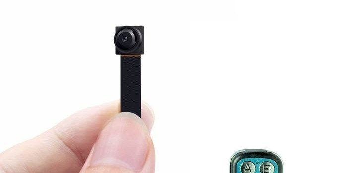 Mini Spy Camera 1080P Hidden Video Recorder Security Camera - 1
