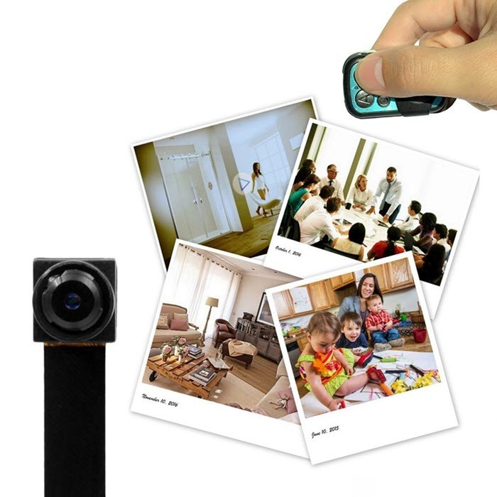 Mini Spy Camera 1080P Hidden Video Recorder Security Camera - 5