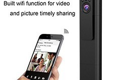 Mini Spy Camera - Nakatagong Pocket Pen Camera 170 Degree Wide Angle Lens - 2 250px