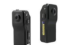 Mini vakooja kamera 960P HD piilotettu melun aktivointi Nanny-kamera, jossa liikkeentunnistus - pää 250px