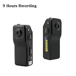 Piilotettu Mini Spy -videokamera (SPY006)