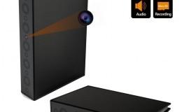 SPY04 - Ceamara Hidden Spy Leabhar - Main
