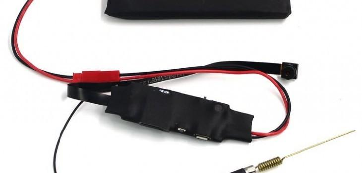 Smallest P2P Wifi Spy Camera DIY Mini Wifi Module Hidden Camera - 1