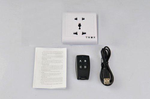 Wall Socket Hidden Camera - 5