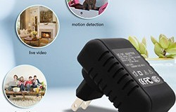 Wireless Hidden Adapter Home Security Cam - 4 250px