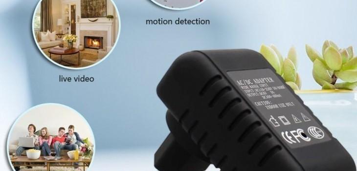 Wireless Hidden Adapter Home Security Cam - 4