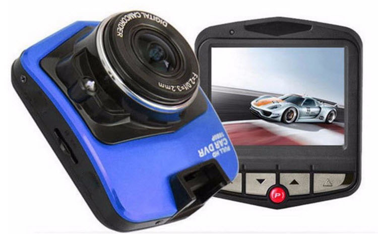HD Mini Car recorder with Wide Angle + G-sensor - 4