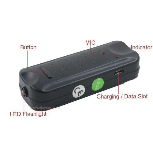 Mini Audio Recorder Support 135-200 Hours Continuous Voice Recording [SPY051] -03