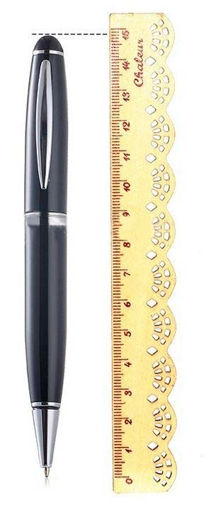 Mini Pocket 8GB Recording Pen Digital Voice Recorder - 4