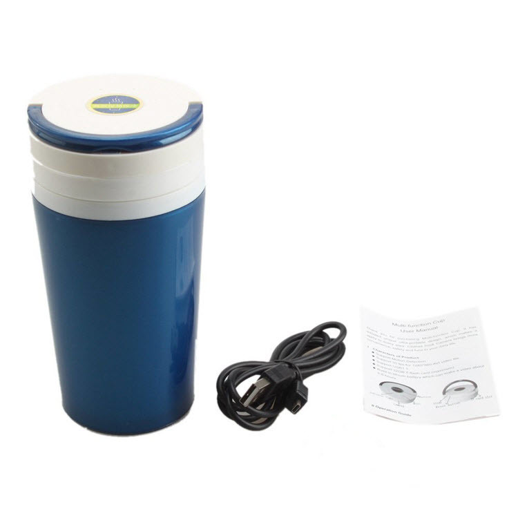 Portable 1280x960 HD Spy Water Cup Hidden Camera - 6