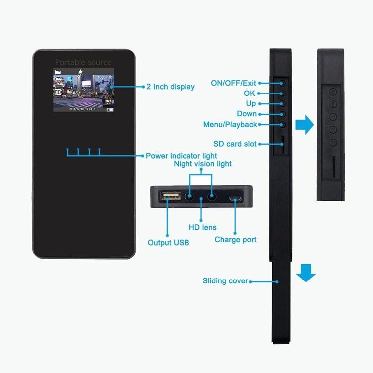 Power Bank Camera - 11