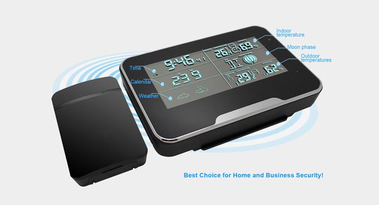 I-SPY062 - I-WIFI HD 1080P I-Camera Security Camera Ikhamera, Inkxaso ye-SD Card 64GB - 5
