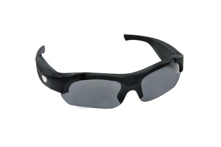 Spy Sunglasses Video Camera - 12MP, 1080P HD - 2