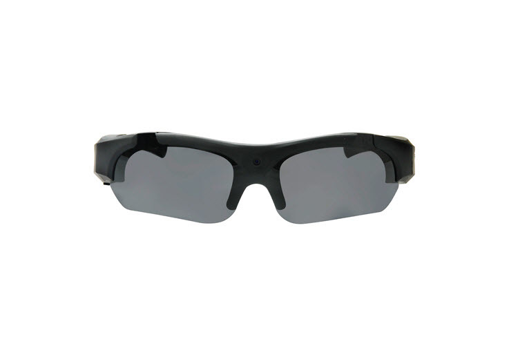 Spy Sunglasses Video Camera - 12MP, 1080P HD - 4
