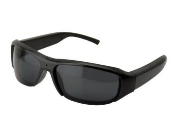 Ceamara Video Sunglasses Spy - 5MP, 1080P HD - 1