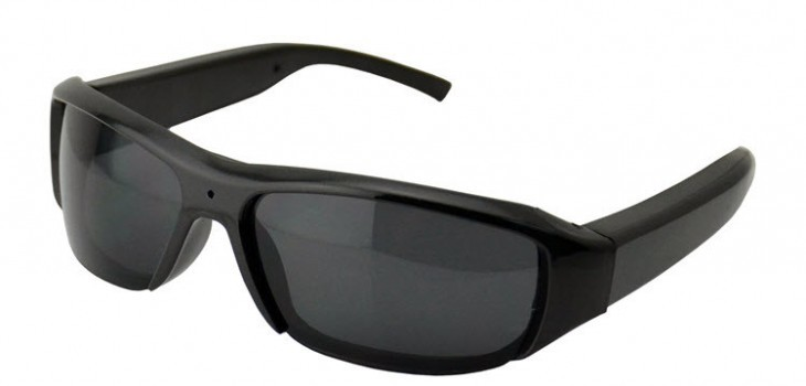 Spy Sunglasses Video Camera - 5MP, 1080P HD - 1