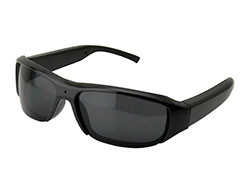 Spy aurinkolasien videokamera - 5MP, 1080P HD (SPY067)