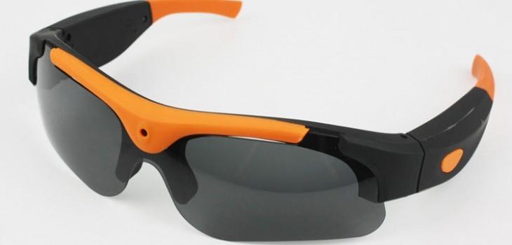 Spy Sunglasses Video Camera - 5MP, 1080P HD - 1