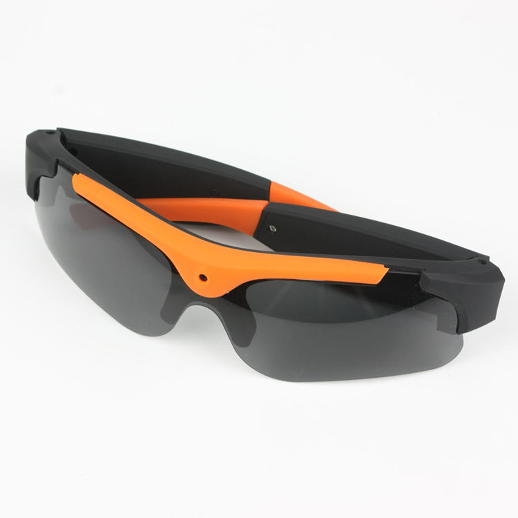 Spy Sunglasses Video Camera - 5MP, 1080P HD - 2
