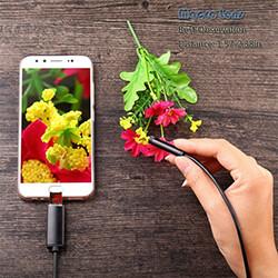 USB Borescope, endoskoopin tarkastus, HD vedenpitävä käärme kamera (SPY071) - S $ 118