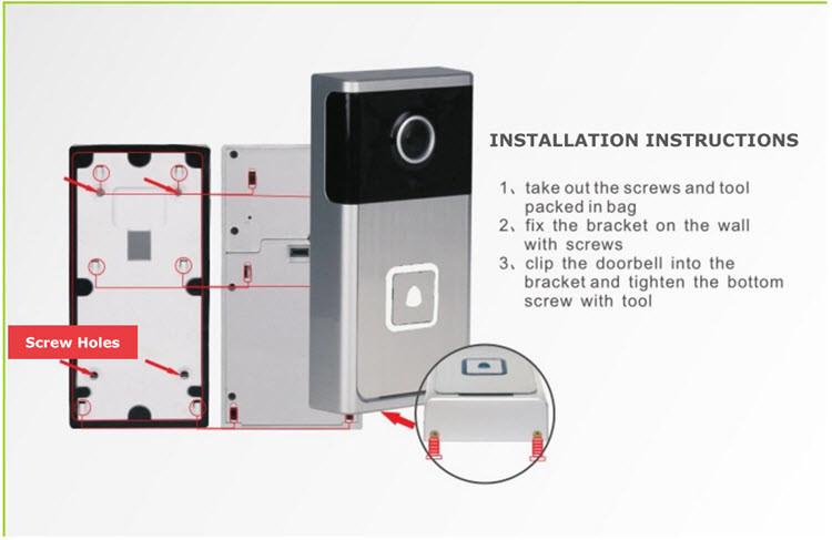 Wifi smart doorbell - 11