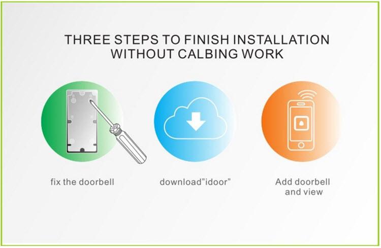 Wifi smart doorbell - 12