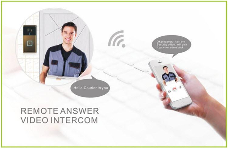 Wifi smart doorbell - 4