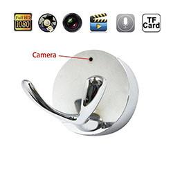 Damit Silver Hook Design Hanger Hidden Camera (SPY087) - S $ 128