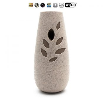 Wifi Air Freshener Hidden Camera u Video Recorder - 1