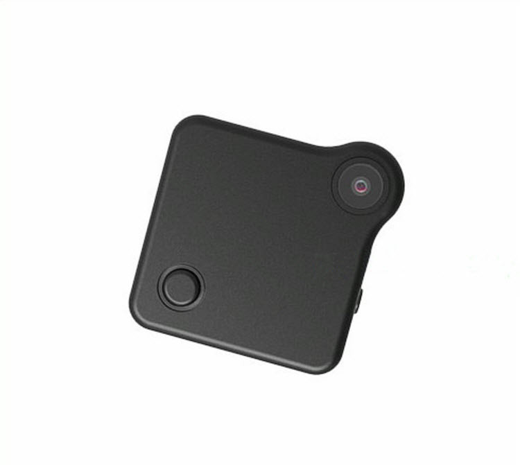 WIFI Mini Wearable Camera, HD 1280x720P, H.264, Motion Detection - 2