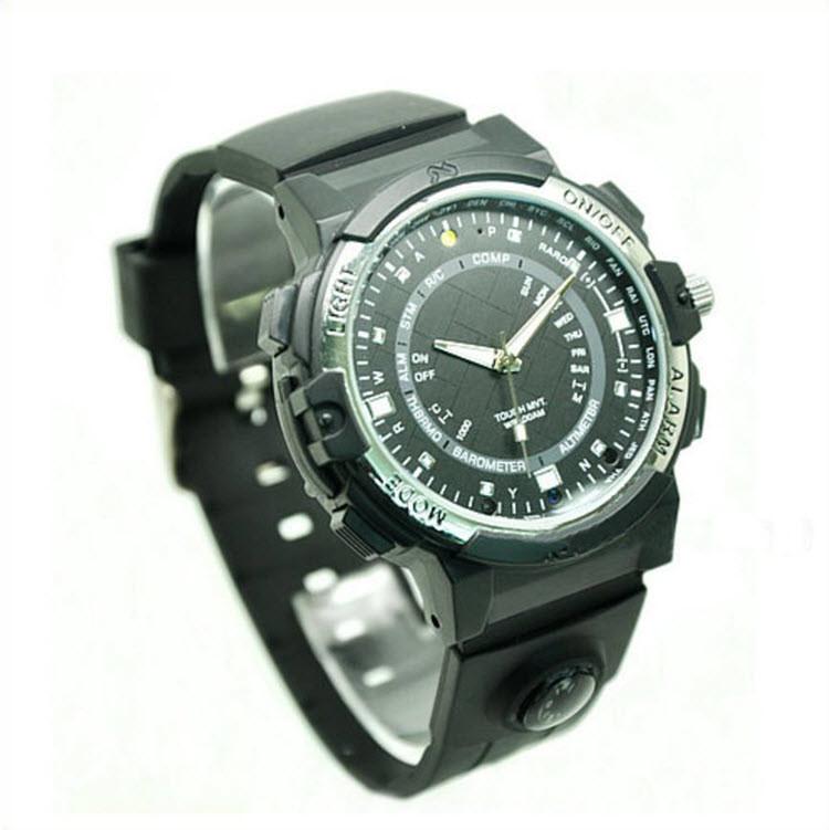 WIFI Watch Camera, P2P, IP, Video 1280720p, App Control - 3
