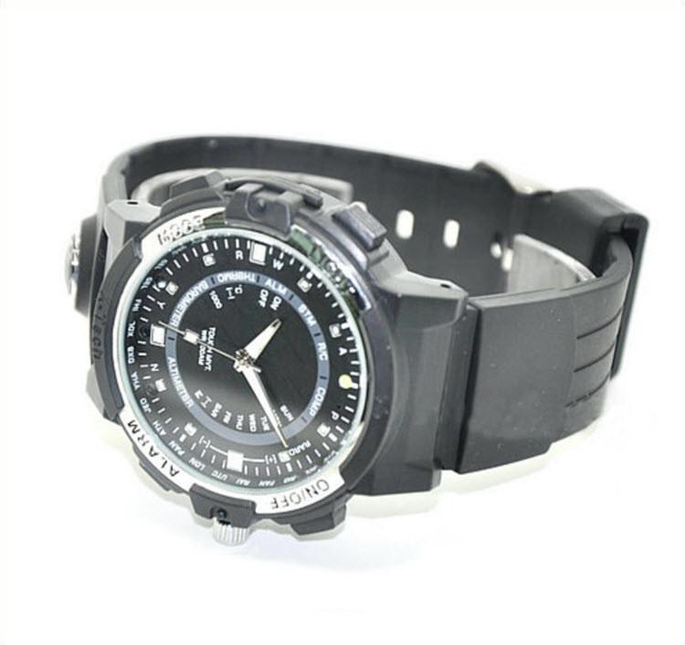 WIFI Watch Camera, P2P, IP, Ataata 1280720p, Mana Whakahaere - 4