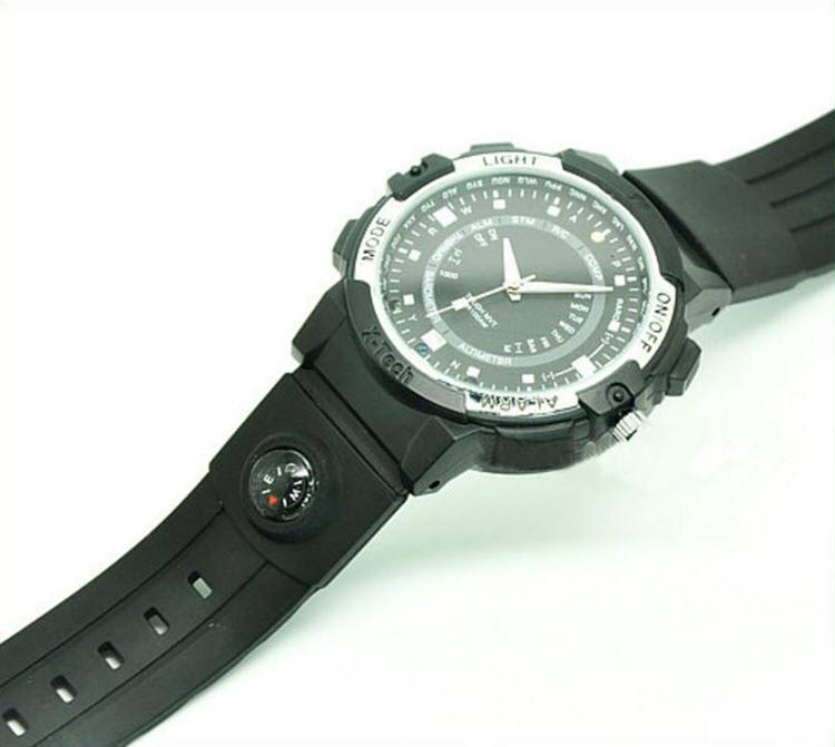 WIFI Watch Camera, P2P, IP, Ataata 1280720p, Mana Whakahaere - 5